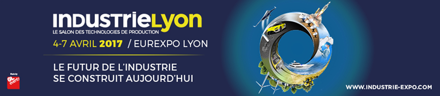 Salon industrie lyon alpsitec vision for Salon eurexpo lyon 2017